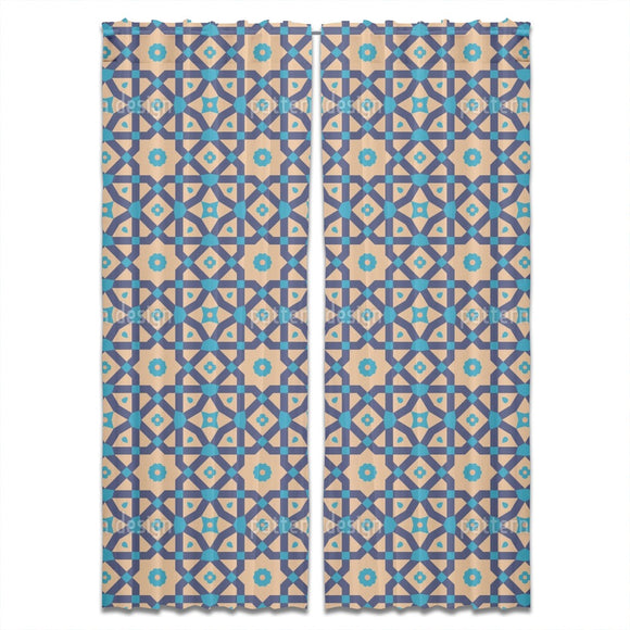 Traditional Riad Curtains