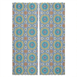 Moroccan Joy Curtains