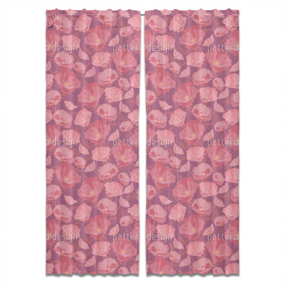 Poppy Curtains