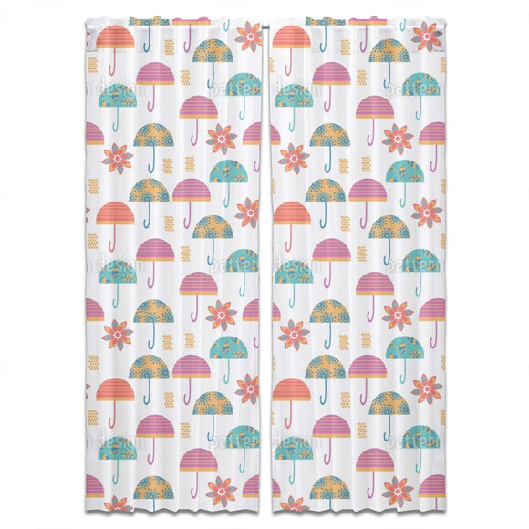 Umbrellas Curtains