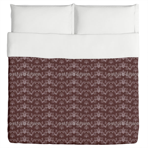 Linked Arabesque  Duvet