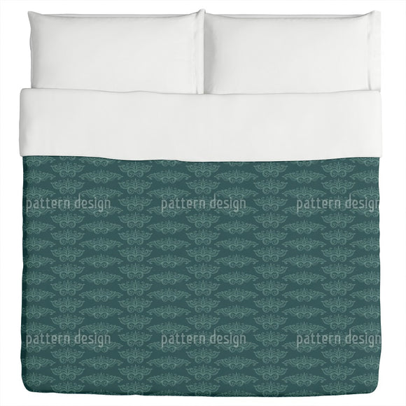Flying Arabesques Duvet
