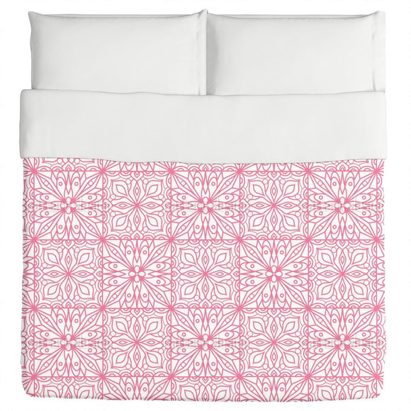 Arabesques Outline Duvet