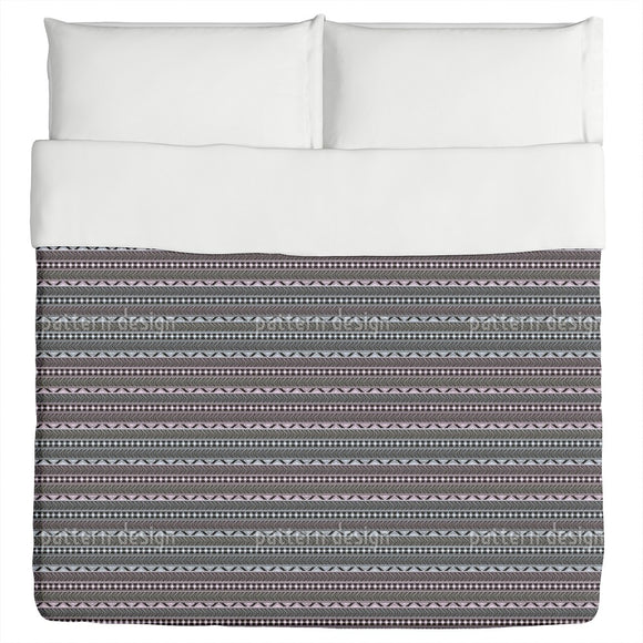Boho Ethnic Borders Duvet