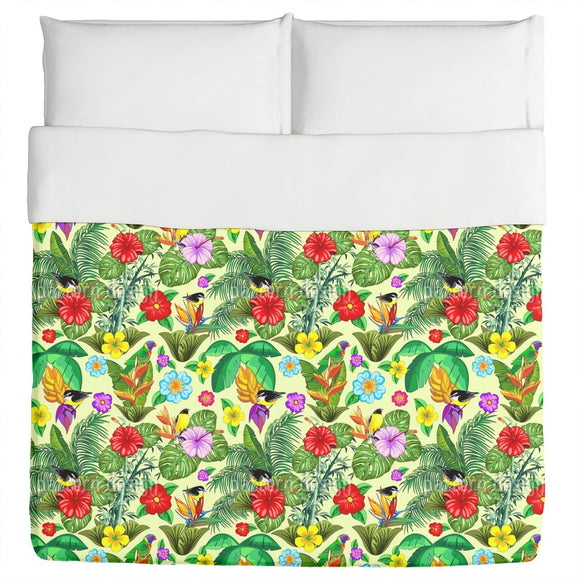 Exotic Nature Duvet