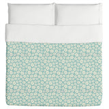 Bride Flowers Duvet