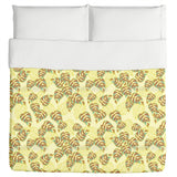 Birch Leaf Yellow Duvet