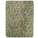 Cubic Camouflage Fitted Sheets