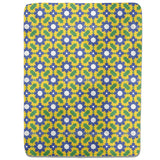 Arabic Floral Mosaic Fitted Sheets
