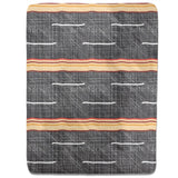 Aboriginal Texture Fitted Sheets