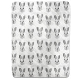 Bunny Most Wanted Fitted Sheets