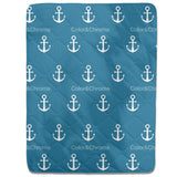 Anchor Ahoy Fitted Sheets