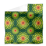 A Floral Explosion Flat Sheets