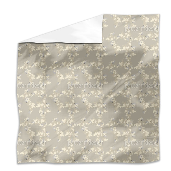 Desert Camouflage Flat Sheets