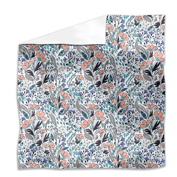 Floral Wind Flat Sheets
