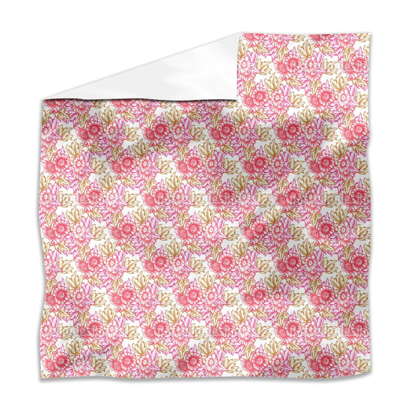 Nostalgic Bouquet Flat Sheets