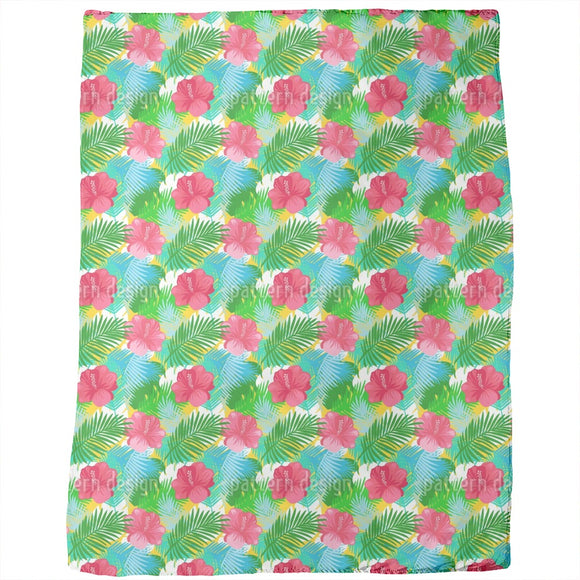 Tropical Summer Blankets