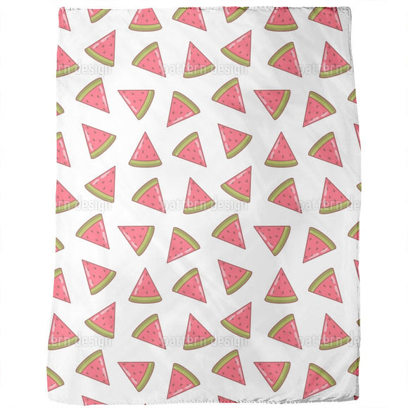 Watermelon Candy Blankets