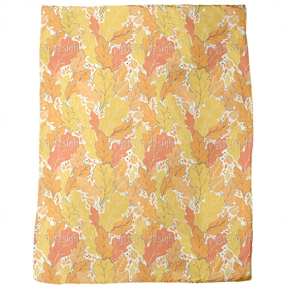 Fall Greetings Blankets