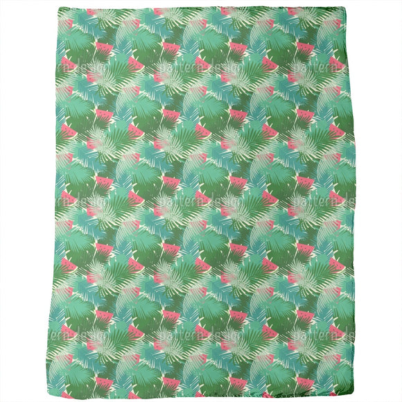 Tropical Watermelon Blankets