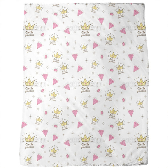 Girly Princess Blankets