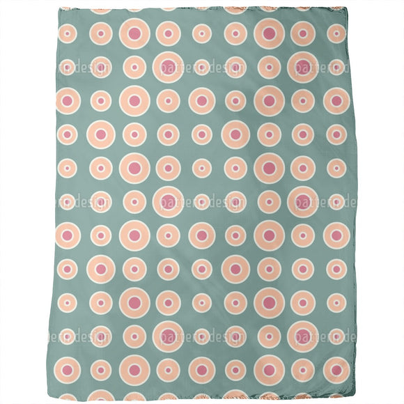 Growing Dots Blankets