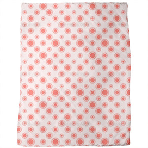 Scattered Dots Blankets