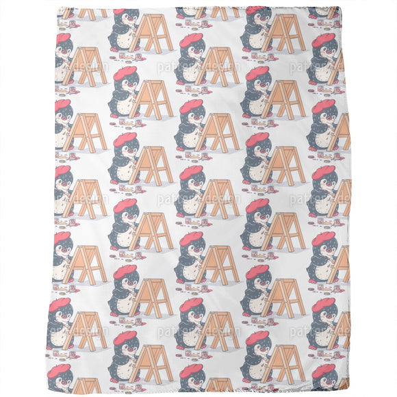 Penguin Artists Blankets