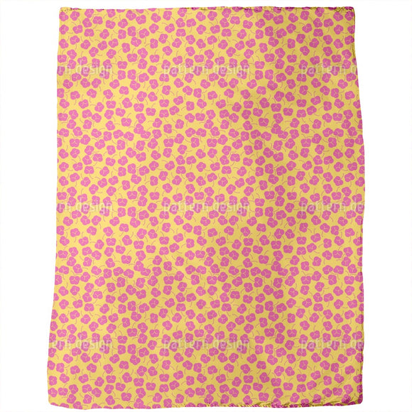 Plum Bloom Blankets