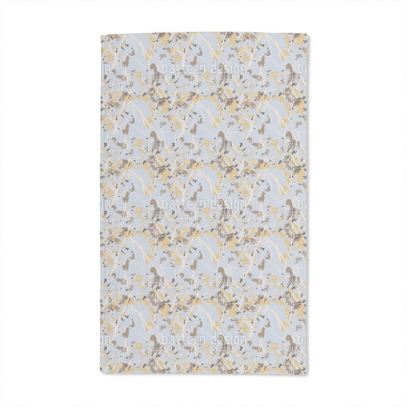 Mimetic Camouflage Hand Towel