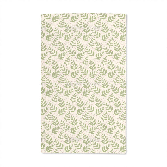 Mistletoes World Hand Towel