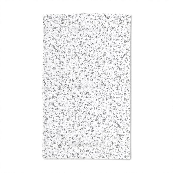 Crumbs Of Bread Hand Towel
