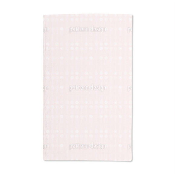 Very Soft Flowers Hand Towel