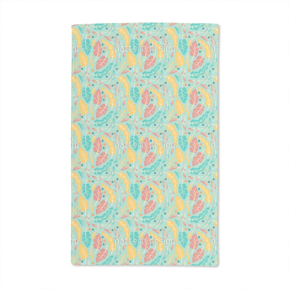 Four Seasons Hand Towel