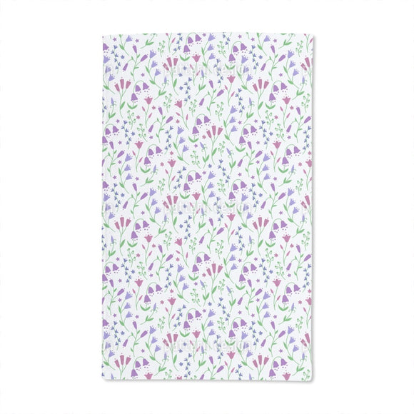 Snowdrop Ring Hand Towel