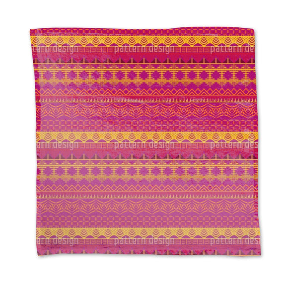Abstract Orient Napkins