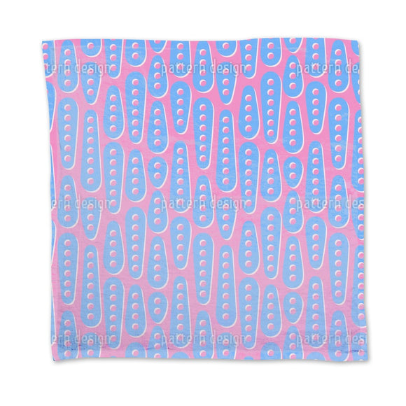 Perforated Shapes Napkins