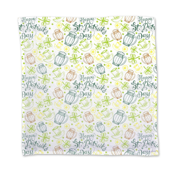 St Paddies Party Napkins