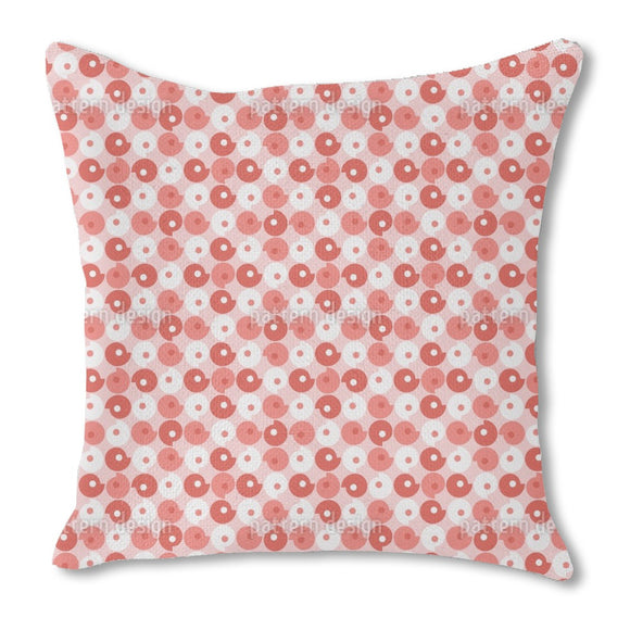 Retro Comma Outdoor Pillows