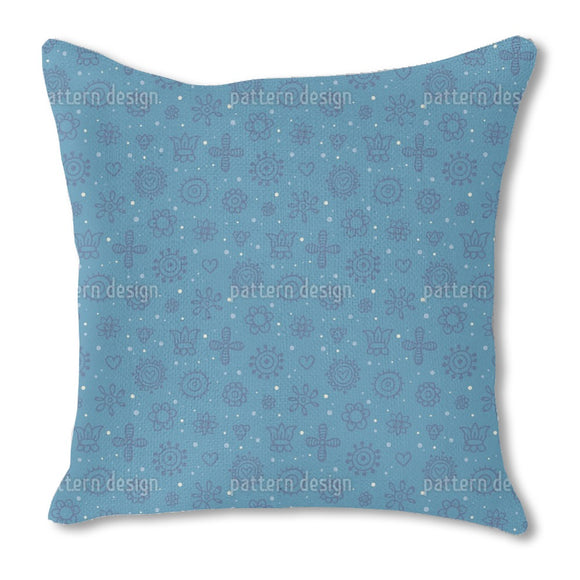 Dreams Of Last Summer Outdoor Pillows