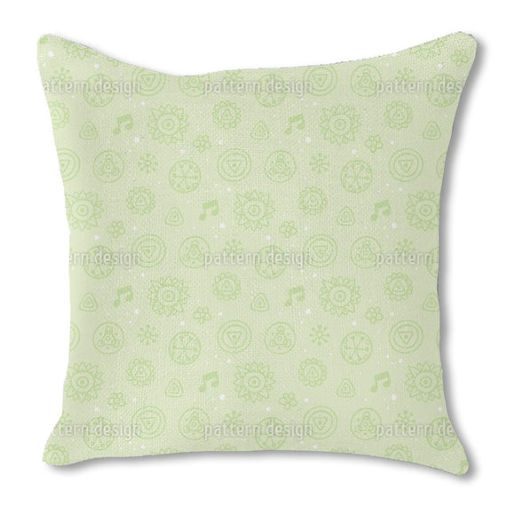 Sweet Blossoms Outdoor Pillows