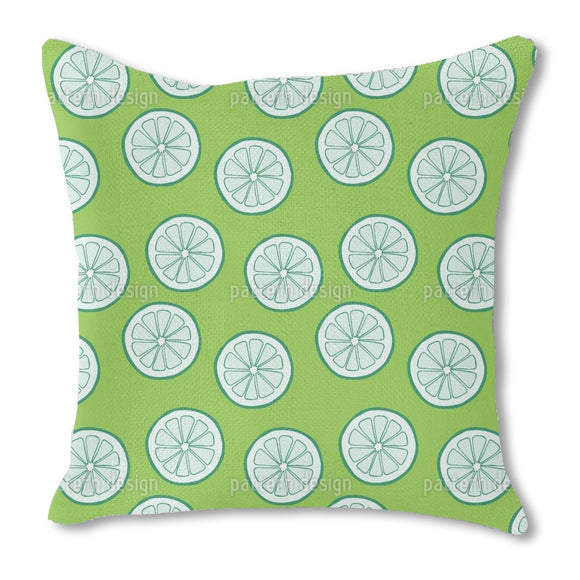 Lime Outdoor Pillows