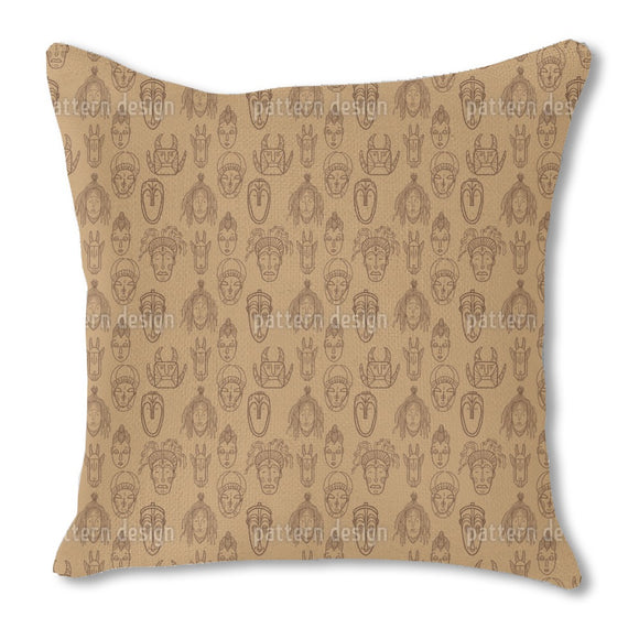 African Journey Outdoor Pillows