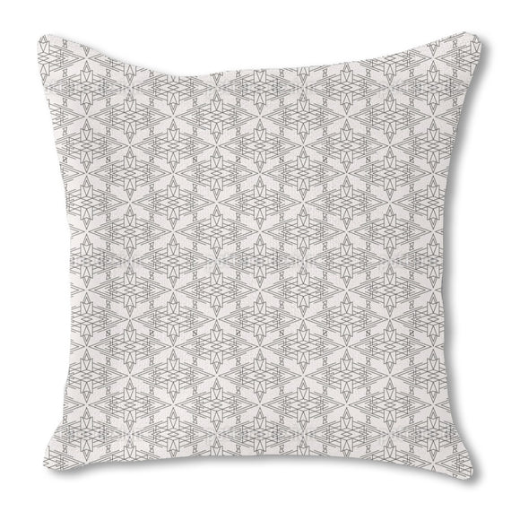 Geometry Outdoor Pillows