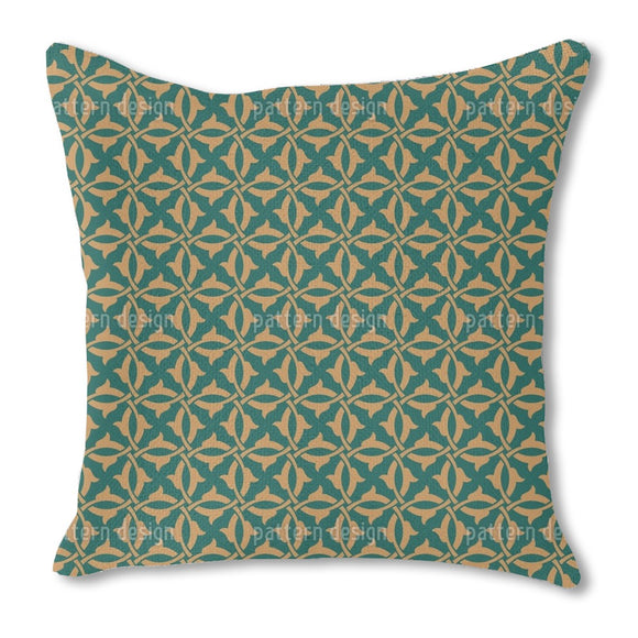 Gothic Tendrillars Outdoor Pillows