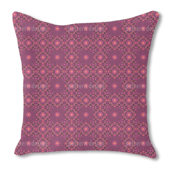 Floral Visions Outdoor Pillows
