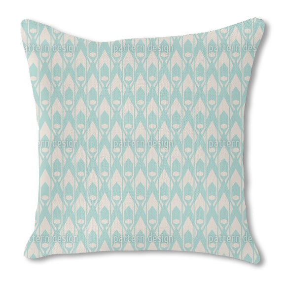 Art Deco Diamonds Outdoor Pillows