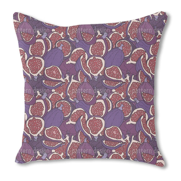 Figs Over Figs Outdoor Pillows