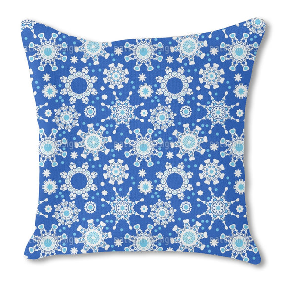 Festive Sky Outdoor Pillows