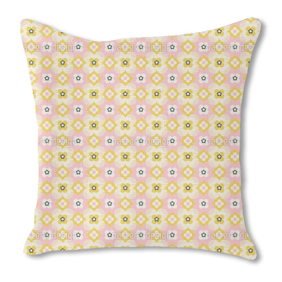 Cute Retro Outdoor Pillows